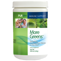 More Greens - 240 g