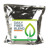 Daily Fiber Organic Terra Pouch - Caramel Apple 30 Serving