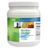 Rice Bran Solubles - 360 g