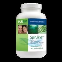 Spirulina Capsules 180 ct