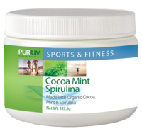 Cocoa Mint Spirulina - 30 Serving