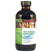 White American Ginseng 8 oz. Extract