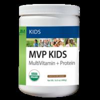 Kids - MVP Kids - Chocolate Multisource Vegan Protein