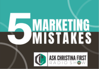 5 Common Mistakes Around Your Marketing