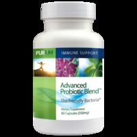 Advanced Probiotic Blend - 60 ct