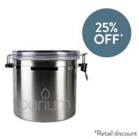 Kitchen Canister - Stainless Steel