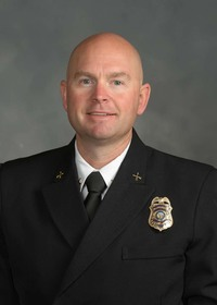 Travis Ederer, B Shift Battalion Chief