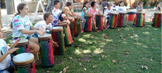 Art Classes & Workshops - Knecht - African Drumming - 2