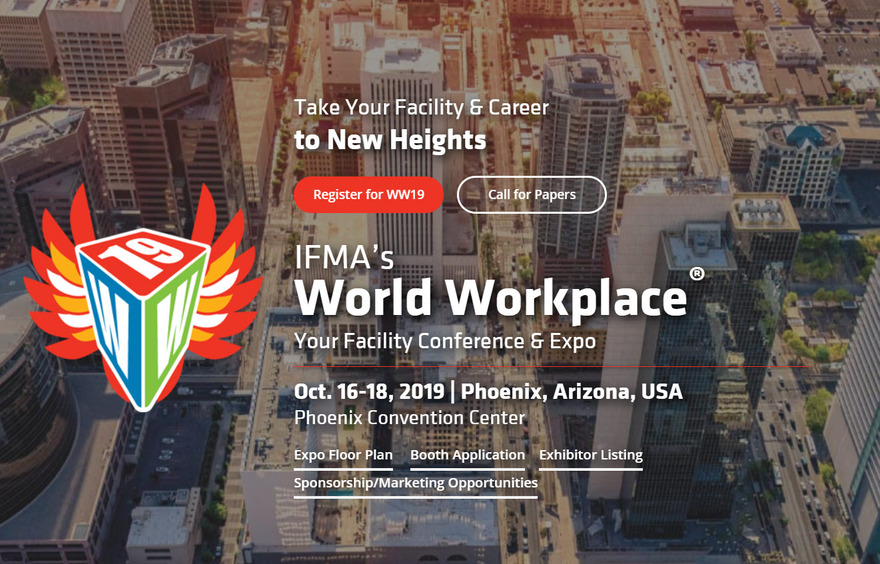 IFMAAA World Workplace Phoenix