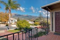 Santa Barbara - Mountain Views