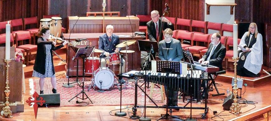 Jazz Vespers at St. James, Newport Beach