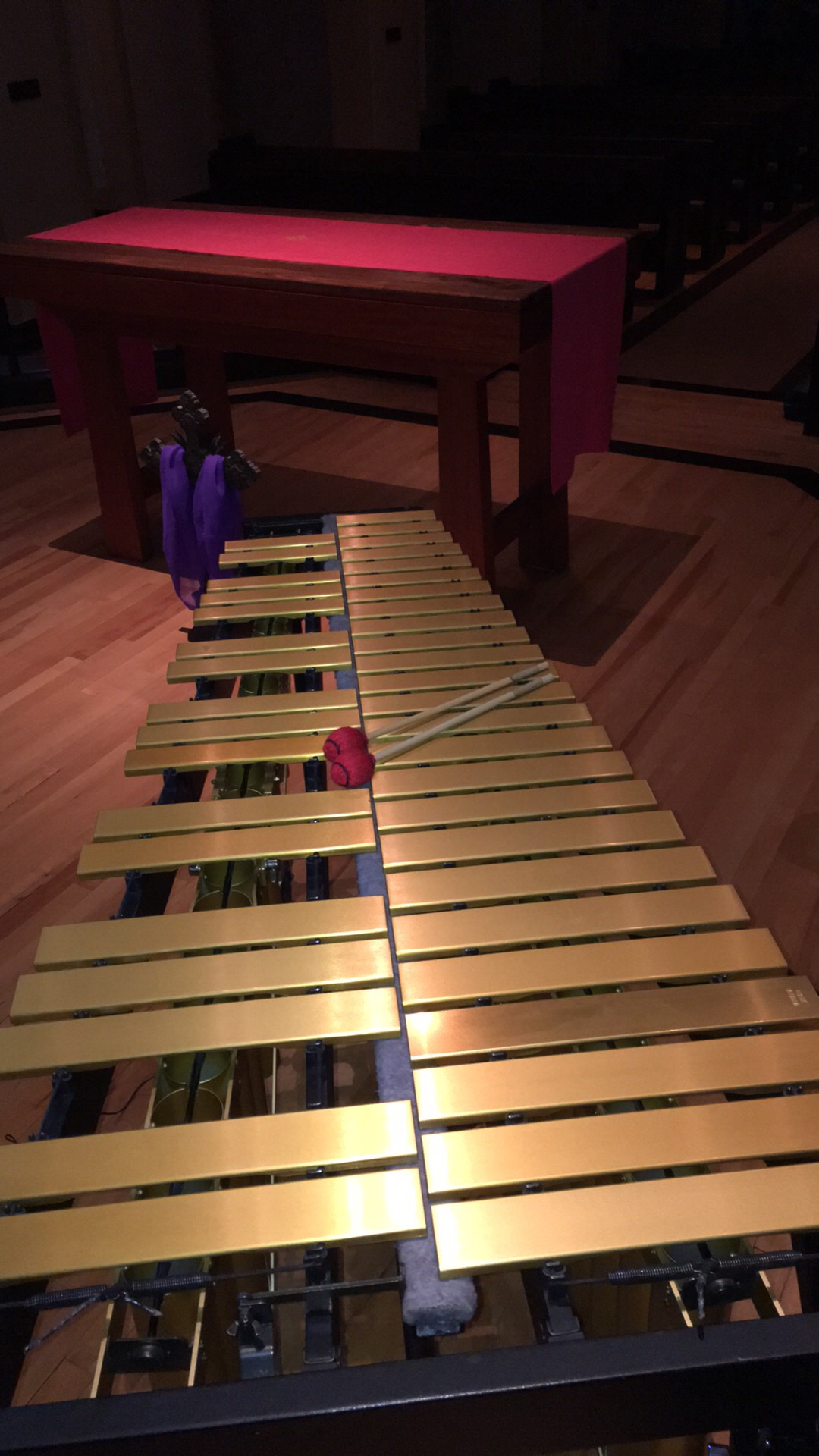 Experiencing  God through music