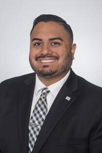 Board and Staff - Daniel Estrada