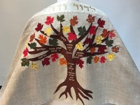 Alan's Family Tree Tallit