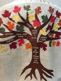 Alan's Tree Tallit