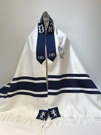 Isaiah's full size silk matka tallit