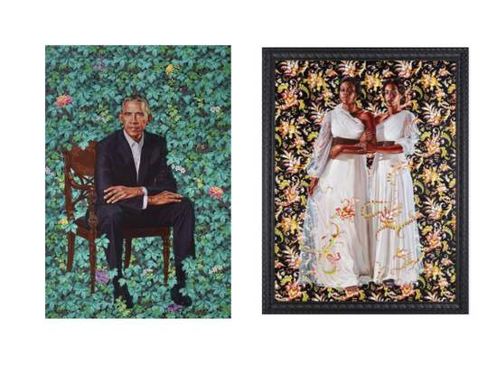 ART FILM - An Economy of Grace (Kehinde Wiley) -