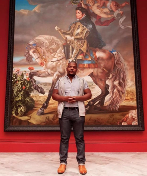 ART FILM - An Economy of Grace (Kehinde Wiley) - 4