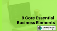 9 Core Essential Business Elements