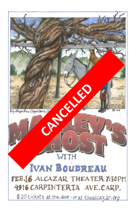 CANCELLED : Marley's Ghost