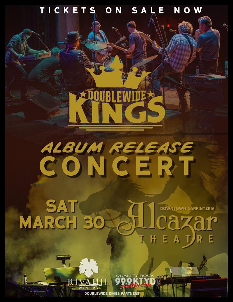 Doublewide Kings Album Release Concert