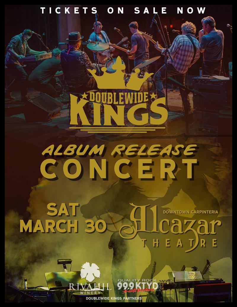 Doublewide Kings Album Release Concert