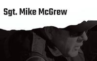Sgt Mike McGrew Logo