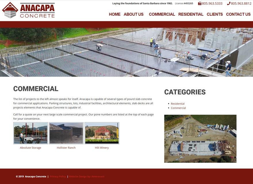 Anacapa Concrete