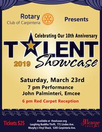10th Anniversary Rotary Talent Showcase