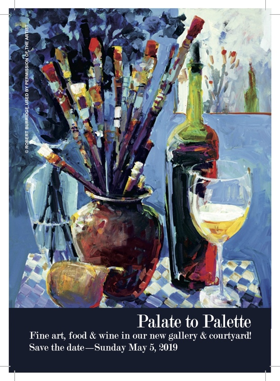 EVENT - PALATE TO PALETTE