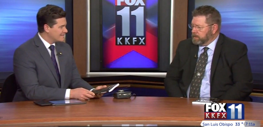 KKFX Sgt Mike McGrew Interview