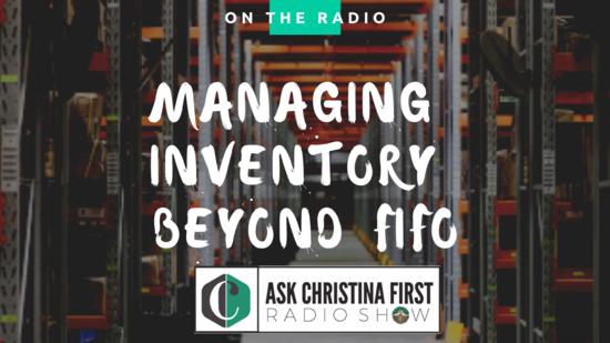 Radio: Managing Inventory Beyond FIFO