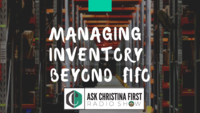 Managing Inventory Beyond FIFO