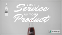 Radio: Your Service as Your Product