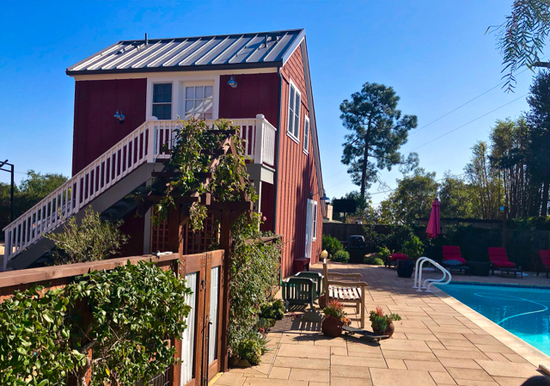 1189 North Ontare Renovated Farmhouse in Santa Barbara