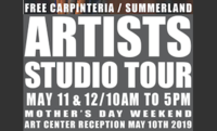 EVENT - ARTISTS STUDIO TOUR 2019