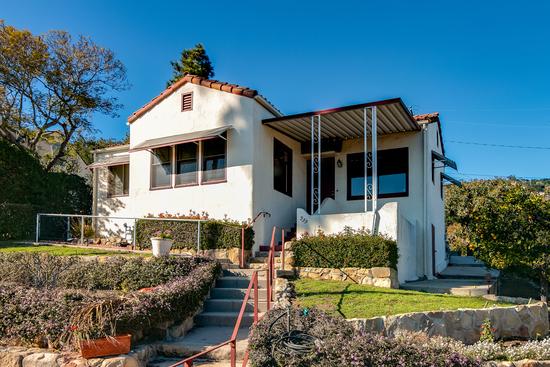Santa Barbara -1920's Gem