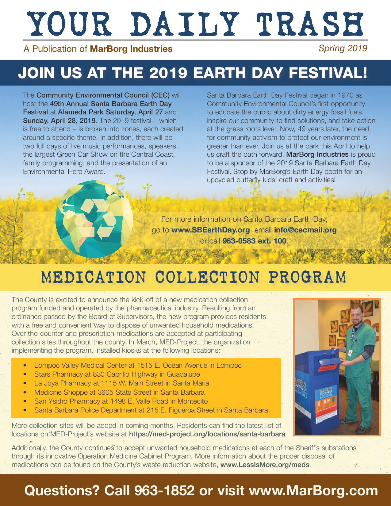 2019 Spring Newsletter - Santa Barbara County-1