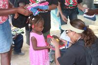 Haiti Shoe Drive