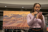 An Evening of Poetry and Art 1-19-19-17