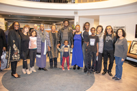 An Evening of Poetry and Art 1-19-19-25