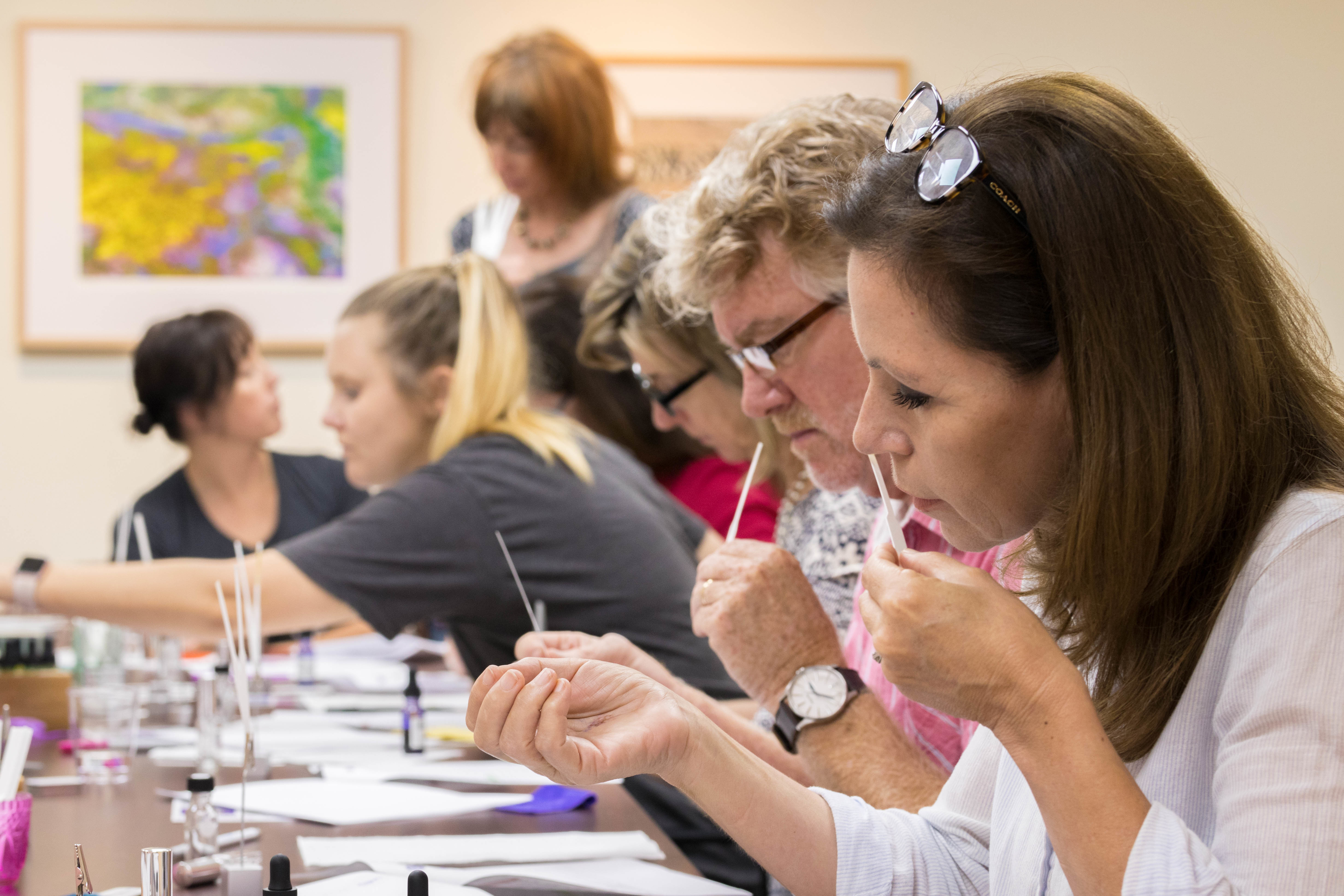 Mother's Day Natural Perfume-Making Workshop