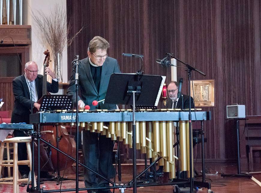 Jazz Vespers at St. James, Newport Beach
