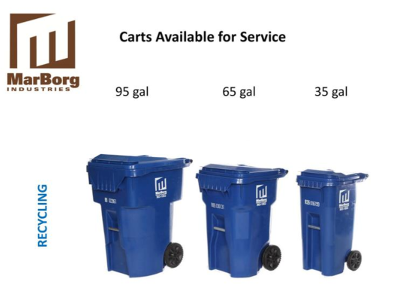 Residential Recycle Services