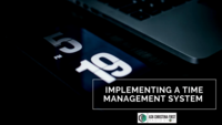 Implementing a Time Management System Pt.1a