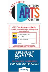 Carpinteria Arts Newsletter December 18 2018
