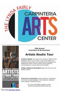 Carpinteria Arts Newsletter February 12, 2019