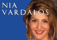 "Nia Vardalos, Star and Oscar Nominated Screenwriter ""My Big Fat Greek Wedding"""