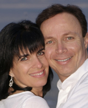 Cynthia Doddona-Stathis and James Stathis