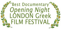 Best Documentary London Greek Film Festival 2016
